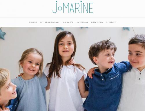 Jomarine : pyjamas et chemises de nuit pour enfants